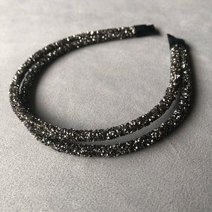 Double Band Gold Copper Headband ~ NWT